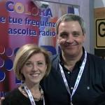 con Maurizio De Giovanni