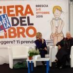 librixia 2015 con Edgarda Ferri